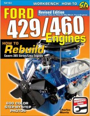 Ford 429/460 Engines: How to Rebuild