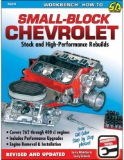 How To Build The Small Block Chevrolet