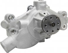 "Kort vattenpump i aluminium, 5/8""-shaft, Chevy SB"