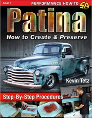 PATINA: HOW TO CREATE & PRESERVE