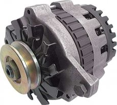 Allstar Performance GM 1 Wire Alternator 80 Amp