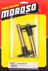 "Moroso Quick release pins 1/2"" x 2,5"""
