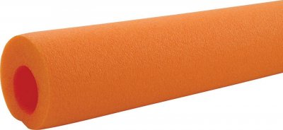 "Burstoppning offset i Orange skum, 3"" x 91 cm"