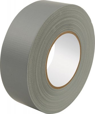 "Racing-tape Silver 2"" x 55 m"