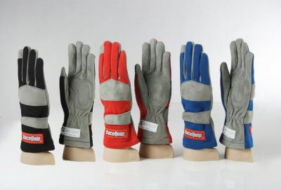 One Layer SFI-1 Race Glove
